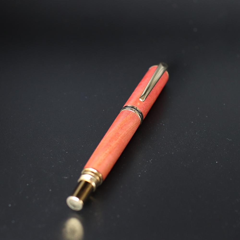 木製万年筆 ウッド 高級 記念品 ギフト